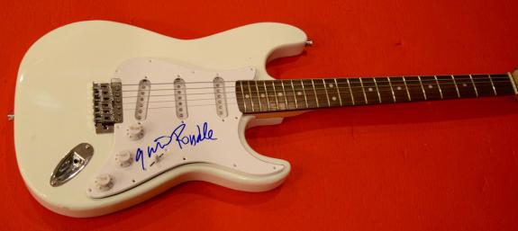 Gavin Rossdale Signed Autographed Electric Guitar * Lead Singer of Bush