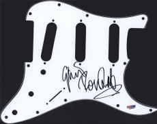 Gavin Rossdale Signed Autographed Pickguard Psa/dna Q29900