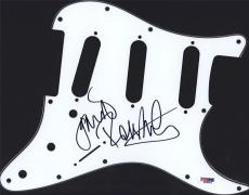 Gavin Rossdale Signed Autographed Pickguard Psa/dna Q29901