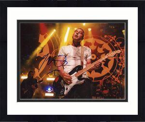 Gavin Rossdale Singer In Bush Signed Autographed  8x10 Photo W/ Coa