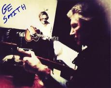 G.E. SMITH signed *GUITARIST* 8X10 photo Bob Dylan W/COA