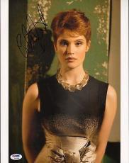 Gemma Arterton Signed James Bond Girl 11x14 Photo PSA/DNA COA Picture Autograph