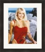 Gena Lee Nolin autographed 8x10 Photo (Baywatch) Matted & Framed