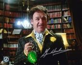 "Gene Hackman ""Lex Luthor"" Autographed Superman Kryptonite 8x10 Photo"