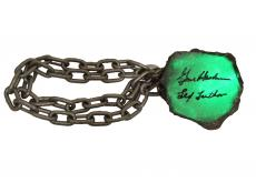 "Gene Hackman ""Lex Luthor"" Autographed Superman Kryptonite Prop Rock"