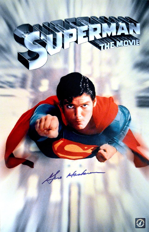 Gene Hackman Quot Lex Luthor Quot Autographed Superman The Movie