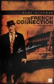 """Gene Hackman """"Popeye Doyle"""" Autographed French Connection 11x17 Movie Poster"""