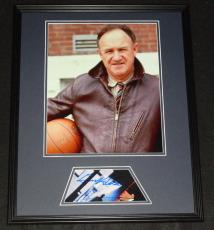 Gene Hackman Signed Framed 16x20 Photo Poster Display Hoosiers B