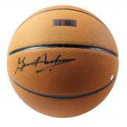 Gene Hackman Signed NCAA Basketball