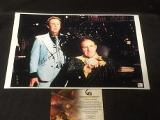 Gene Hackman Superman Lex Luthor Rare Signed Autograph 11x17 Photo COA
