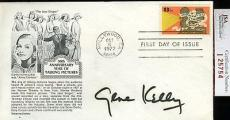 Gene Kelly 1977 Jsa Certed Fdc Authentic Autograph