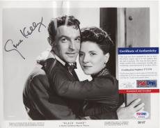 Gene Kelly Black Hand Signed AUTOGRAPH 8 x 10 Photo PSA DNA