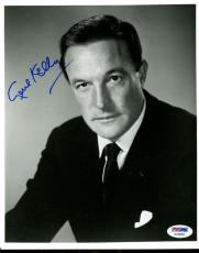 Gene Kelly Psa/dna Hand Signed 8x10 Photo Authentic Autograph
