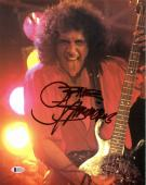 Gene Simmons KISS Signed 11x14 Page Program Autographed BAS #D67976