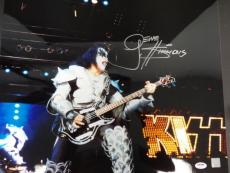Gene Simmons KISS Signed 16x20 Photo Autograph Auto PSA/DNA Y66817