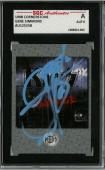 Gene Simmons Signed In Blue 1998 Cornerstone Kiss Card #174 Revenge Sgc Slabbed