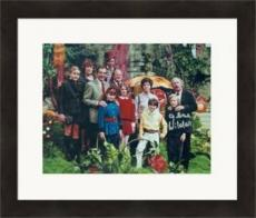 Gene Wilder autographed 8x10 photo (Willy Wonka and the Chocolate Factory) #SC4 Matted & Framed