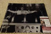GENE WILDER SIGNED AUTOGRAPHED YOUNG FRANKENSTEIN 11x14 BW PHOTO JSA SPENCE COA