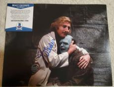 Gene Wilder Signed Autographed Young Frankenstein Color Photo Wow!!!