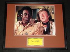 Gene Wilder Signed Framed 16x20 Photo Poster Display Blazing Saddles