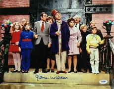 GENE WILDER Signed WILLY WONKA 11x14 Photo #7 Autograph w/ PSA/DNA COA