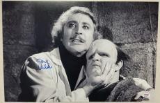 GENE WILDER Signed Young Frankenstein 12x18 Photo #2 Autograph w/ PSA/DNA COA