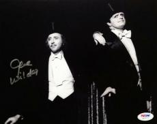 Gene Wilder Signed Young Frankenstein 8x10 Photo #2 Autograph w/ PSA/DNA COA