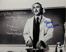 Gene Wilder Signed Young Frankenstein 8x10 Photo #8 Autograph w/ PSA/DNA COA