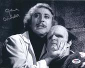 Gene Wilder Signed Young Frankenstein 8x10 Photo PSA 4A96720