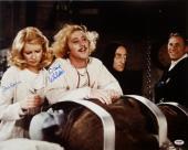 Gene Wilder Teri Garr Signed Young Frankenstein 16x20 Photo PSA Auto 4A96094