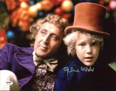 Gene Wilder Willy Wonka & The Chocolate Factory Signed 11X14 Photo PSA #7A26716