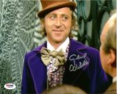 Gene WIlder WILLY WONKA & THE CHOCOLATE FACTORY Signed 8x10 Photo PSA/DNA COA #4
