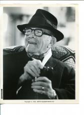 George Burns Famous Comedian The Sunshine Boys Orginial Press Still Movie Photo