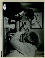 George Burns Jsa Signed 8x10 Photo Authenticated Autograph