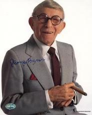 George Burns Signed 8X10 Photo Autograph PSA/DNA #J60342