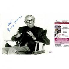 George Burns Signed 8x10 Photo JSA