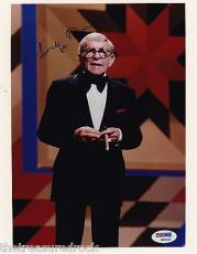 GEORGE BURNS signed autographed 8x10 photo PSA DNA COA OH GOD Famous Actor RARE