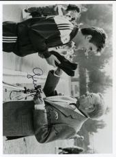 George Burns Signed Jsa Certed 5x7 Photo Autograph