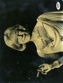George Burns Vintage Psa/dna Signed 9x11 Photo Authentic Autograph