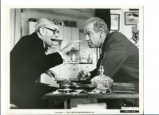 George Burns Walter Matthau The Sunshine Boys Original Press Still Movie Photo