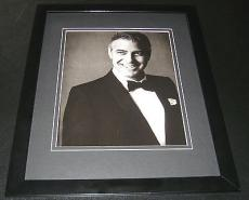George Clooney 2012 Oscars Framed 8x10 Photo The Descendants Ides of March