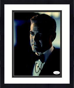 George Clooney Actor Batman/Ocean 11 Signed/Auto 8x10 Photo JSA 161351