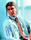 George Clooney Authentic Autographed Signed 8x10 Photo ER PSA/DNA #Q93162