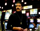 """George Clooney Autographed 11""""x 14"""" Oceans 13 In Disguise Photograph - PSA/DNA COA"""