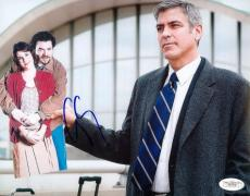 George Clooney autographed 8x10 Photo (Actor) JSA Image #2