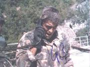 George Clooney autographed 8x10 Photo (Actor, Peacemaker)