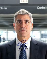 George Clooney Autographed 8x10 Photo UACC RD AFTAL COA