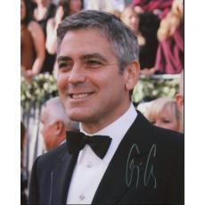 George Clooney Autographed 8x10 Photo