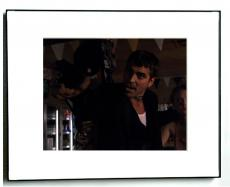 George Clooney Autographed Framed From Dusk Till Dawn Photo UACC RD AFTAL