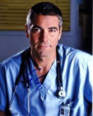 George Clooney Autographed Signed 8x10 Doctor Photo UACC RD AFTAL COA